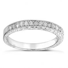 Diamond Wedding Bands Womens