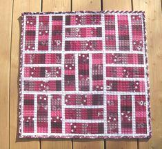 Sugar Pop N Change Mini Quilt « Moda Bake Shop