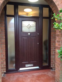 9 Best Rosewood Rockdoors Images In 2019 Composite Door