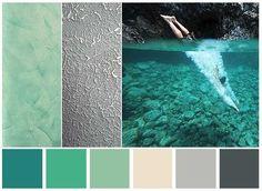мятный цвет в интерьере - Поиск в Google