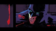 ArtStation - Batman Blackgate II, Calum Watt
