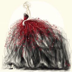 Shamekh Bluwi: - vestido