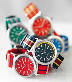 Gant watches.