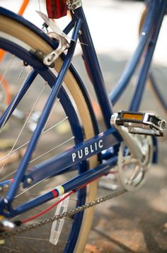 The wonderful story behind one of the most elegant bikes on the streets, Public Bikes!