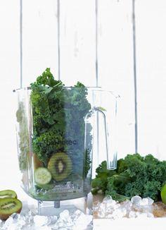 Frisk godmorgen greenie - Vanlose Blues Water Recipes, Juice Smoothie, Frisk, Blues, Food And Drink, Kaffe, Yum Yum, Healthy, Health
