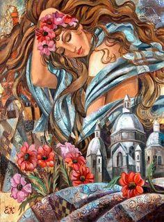 Artodyssey: Search results for Elena Khmeleva