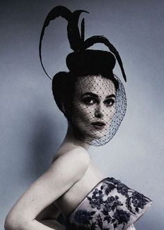 Keira Knightley fotografiada por Mario Testino, 2012