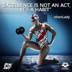 Hungarian Iron Lady #ironnation #ironmode #on #soproud Katinka Hosszu <3