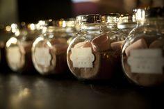 Chocolat chaud à l'américaine pour les cadeaux de vos invités