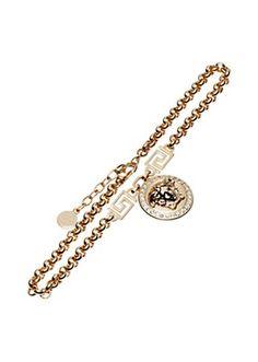 "Versace - ""Icon Medusa"" Necklace"