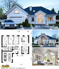Sims House Design, House Gate Design, House Furniture Design, Small House Design, House Layout Plans, Duplex House Plans, Ranch House Plans, Cottage House Plans, Small House Floor Plans