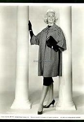 Doris Day in midnight lace 1960 ....Uploaded By  www.1stand2ndtimearound.etsy.com