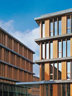 Administrative Centre in Berne | DETAIL inspiration