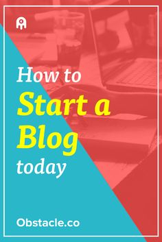 Starting a blog doesn't have to be difficult. If you want to get one setup…