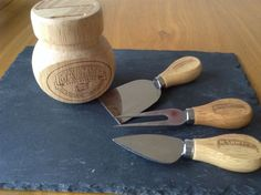Marmite Cheese Knives