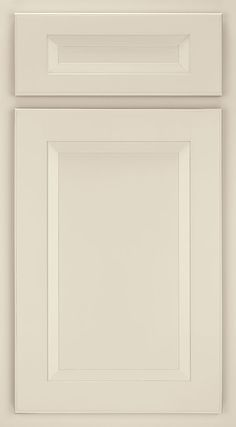 Lautner is a recessed panel cabinet door with crisp, clean-lined profiling from Homecrest Cabinetry.