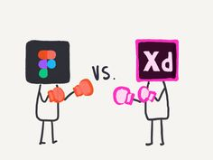 Who wins the fight between Figma and Adobe XD? - UX Collective