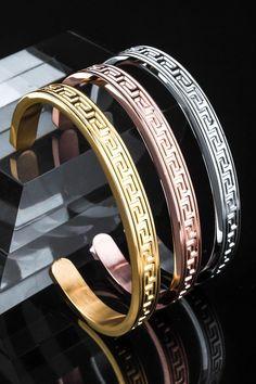 Mens Bracelet, fashion cooltrending bracelets for men, mens wrap bracelet, men diy bracelet, leather and metal bracelts for men. Mens Bracelet Fashion, Diy Leather Bracelet, Mens Gold Bracelets, Fashion Jewelry, Bangles, Beaded Bracelets, Mens Fashion, Bracelet Men, Cartier Mens Bracelet