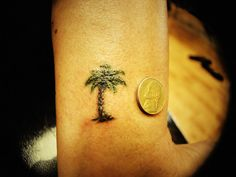 Palm Tree Tattoos For Women \x3cb\x3epalm tree\x3c/b\x3e and sunset ...