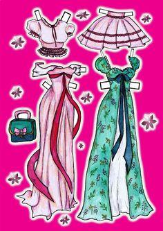 Disney princess paper dolls - Yakira Chandrani - Picasa Webalbum