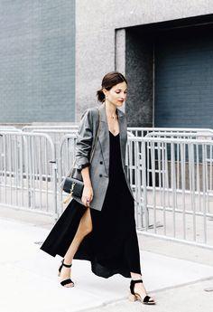 New York Fashion Week - Spring Summer 2016 Street Style Maria Dueñas Jacobs
