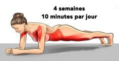Transformez votre corps en seulement 4 semaines avec ces 5 simples exercices