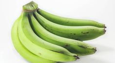 Ripe Banana vs Green Banana : : resistant starch resists digestion and ends up in the colon promoting the growth of good bacteria, which in turn trigger the release of key digestive enzymes that help with the absorption of calcium and other essential nutrients