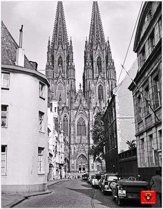Köln Masonic Symbols, Eifel, Cologne Germany, Church Architecture, Photographs, Photos, Dom, Catholic, Europe