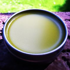 How To Make A Homemade Comfrey Salve
