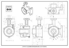 3D CAD EXERCISES 644 - STUDYCADCAM