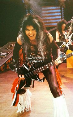 The Last Command era  Blackie Lawless of W.A.S.P.  #BlackieLawless #wasp