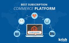 Krish TechnoLabs tightly knitted #subscriptioncommerce solutions can be integrated with your existing e-commerce platform which is highly secure and PCI compliant with comprehensive and reliable payment gateway support offering easy subscription management.
