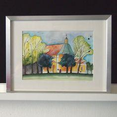 kostelík v Blatnici pod sv. Frame, Painting, Home Decor, Art, Atelier, Picture Frame, Art Background, Decoration Home, Room Decor