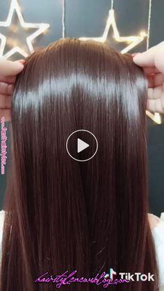 I don't want to lose my hair in winter. I'll teach you a trick.✨✨ - - I don't want to lose my hair in winter. I'll teach you a trick.✨✨ I don't want to lose my hair in winter. I'll teach you a trick. Curly Hair Styles, Flapper Hair, Pinterest Hair, Grunge Hair, Hair Videos, Braided Hairstyles, Popular Hairstyles, Amazing Hairstyles, Hairstyles 2016