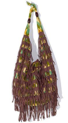 Fringe Summer Bag.