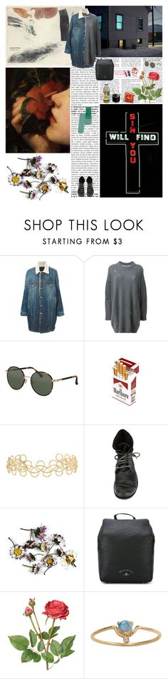 """""""Untitled #1808"""" by azaliya ❤ liked on Polyvore featuring R13, Eley Kishimoto, The Row, Chapstick, Acne Studios, A Diciannoveventitre, Vivienne Westwood Anglomania, OKA, women's clothing and women"""