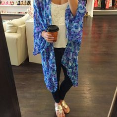 You can never have too many floral kimonos! | UOIonline.com: Women's Clothing Boutique
