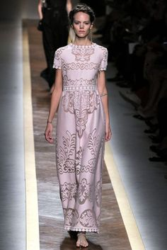 Valentino Spring/Summer 2012 Ready-To-Wear Collection | British Vogue