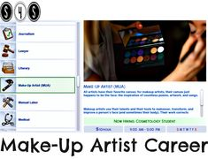 """"""" """" MUA Career Our Makeup Artist Career consists on 8 career levels and has 4 career branches! The career consists of 3 career levels before a sim can choose their chosen. Sims 4 Teen, Sims 4 Toddler, Sims Cc, Sims 4 Download Free, Sims 4 Jobs, Sims 4 Cas Mods, Sims 4 Family, Sims 4 Cc Eyes, Sims 4 Traits"""