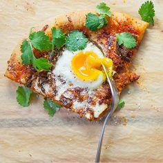 Chorizo Breakfast Pizza – the Egg Farm