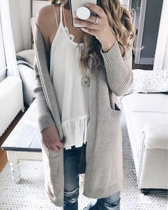 #sweaterweather #cardigan #fallseason #fallwinter #fall #falloutfits #outfitideas #lovegm