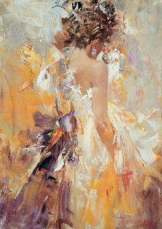 Ivan Slavinski - GORGEOUS paintings!