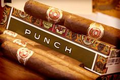 Punch Cigars, where it all started for me.