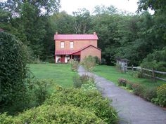 Jacob Prickett house at the fort
