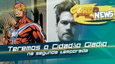 Legends of tomorrow - Teremos o Cidadão Gladio na segunda temporada