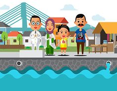 """Check out new work on my @Behance portfolio: """"Bandung City sanitation motion graphic"""" http://be.net/gallery/54386571/Bandung-City-sanitation-motion-graphic"""