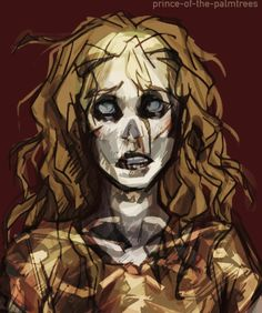 Zombie Annabeth in House of Hades