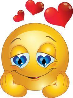 emoticon love it - Bing Images - Emoticons - Eye Makeup Love Smiley, Emoji Love, Cute Emoji, Love You Gif, Love You Images, Cute Love Gif, Animated Emoticons, Funny Emoticons, Emoticons Text