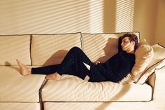 Lee Soo Hyuk - Marie Claire Magazine December