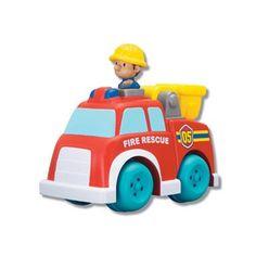 Press and Go auto  Druk op het hoofd van de bestuurder en de auto begint te rijden!  EUR 9.99  Meer informatie